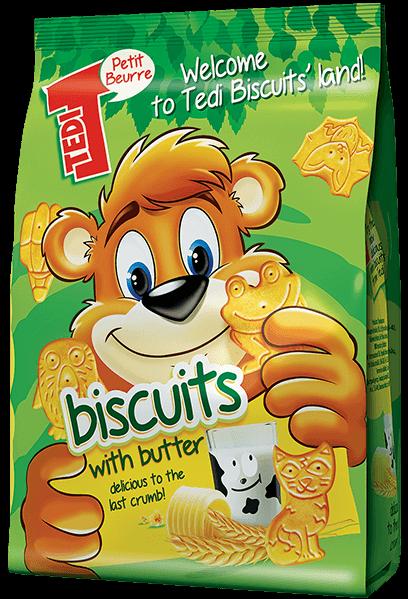 Biscuiti Biscuiti Tedi